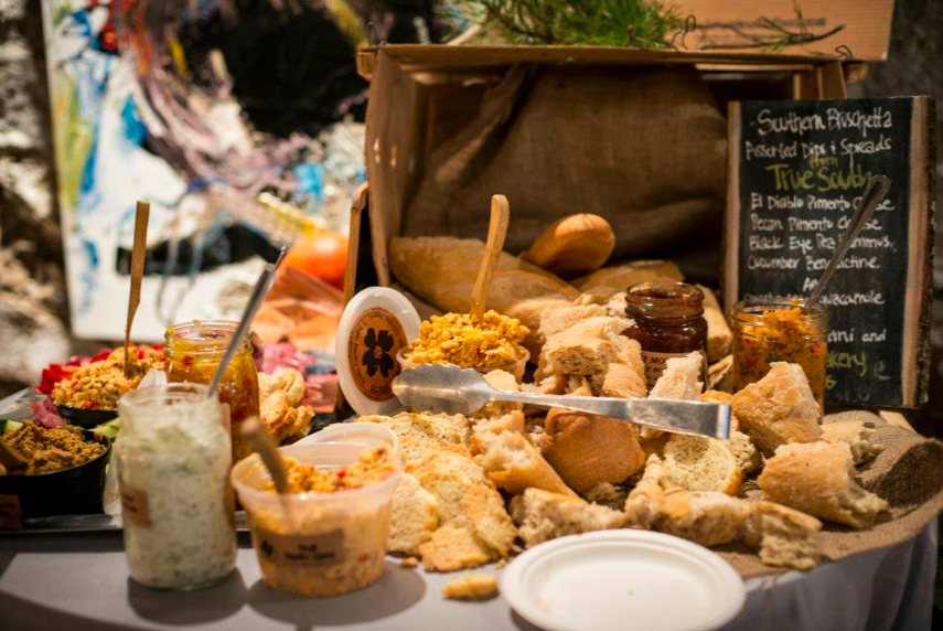 """True South pimento cheese - now that is a """"spread"""" if we"""