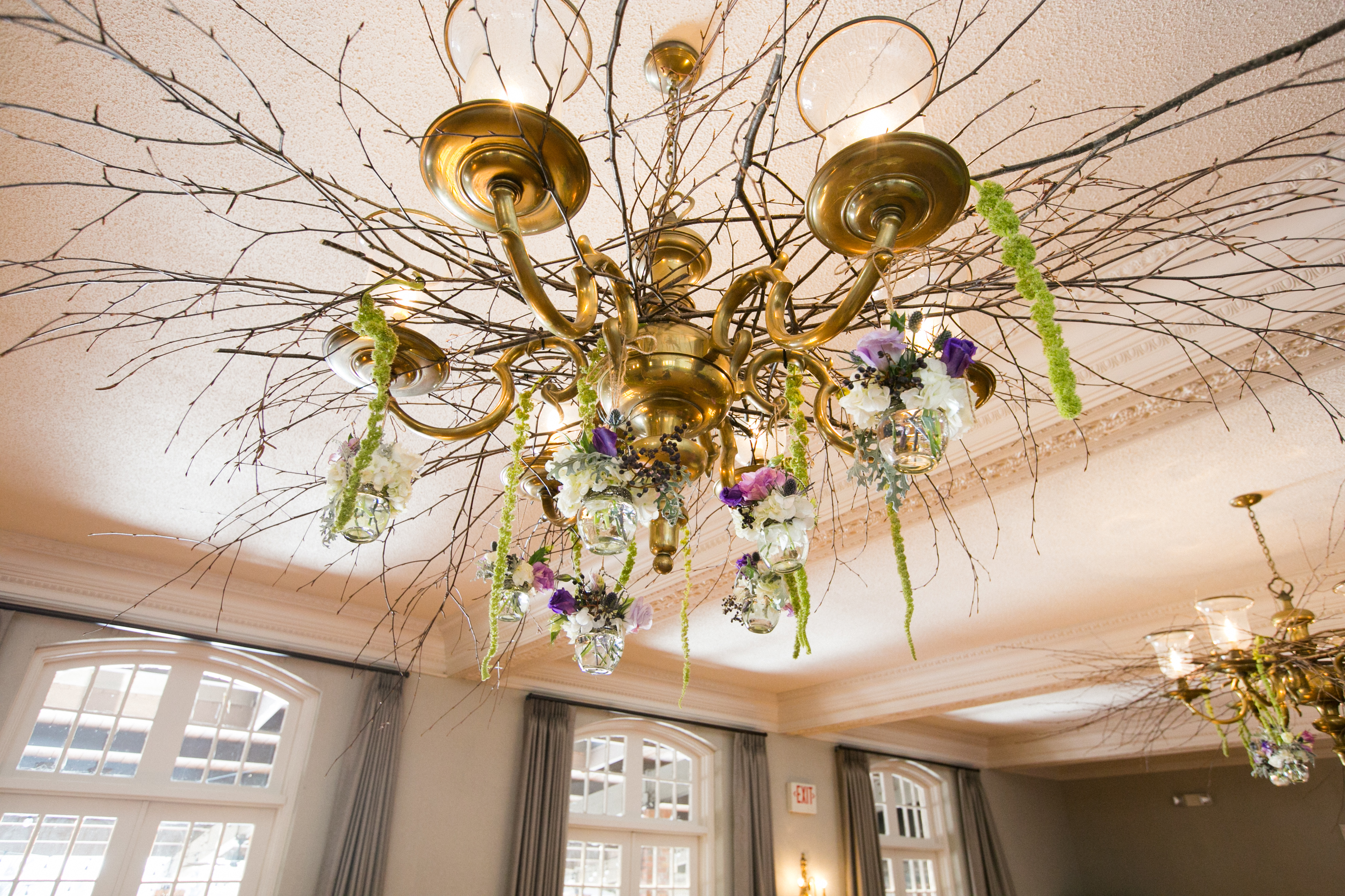 asheville grove park inn wedding design
