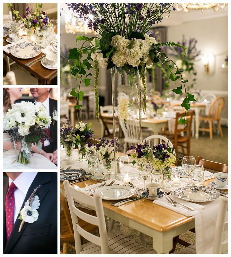 Grove Park Inn country club wedding