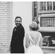 Mint museum wedding