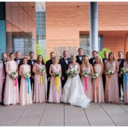 mint museum bridal party