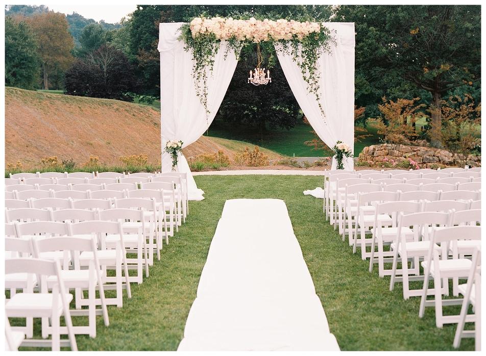 north carolina wedding design